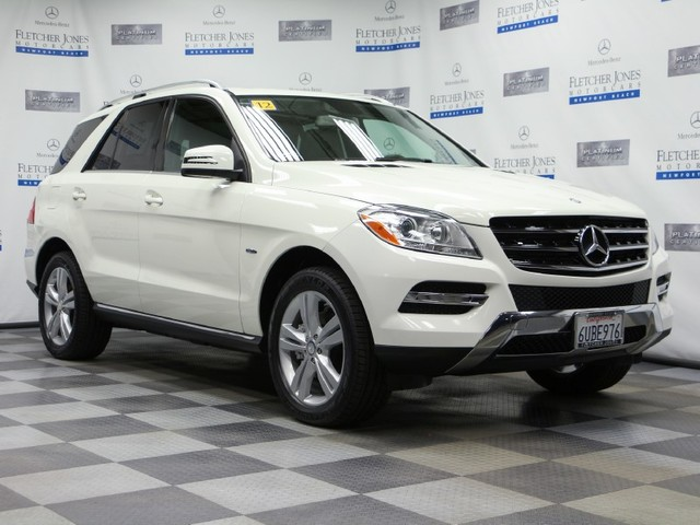 Certified Used Mercedes-Benz M-Class ML350 BlueTEC 4MATIC