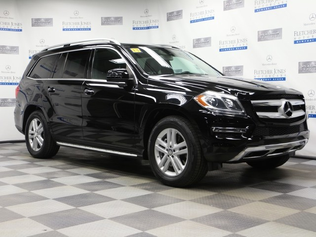Certified Pre-Owned 2013 Mercedes-Benz GL-Class GL450 4MATIC All Wheel Drive SUV