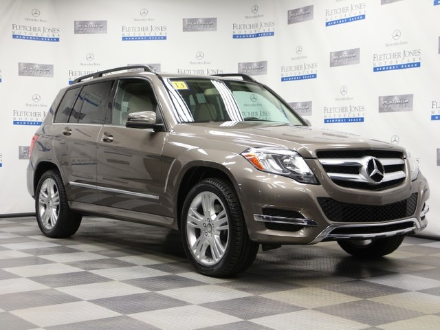 Pre-Owned 2013 Mercedes-Benz GLK GLK350 Rear Wheel Drive SUV