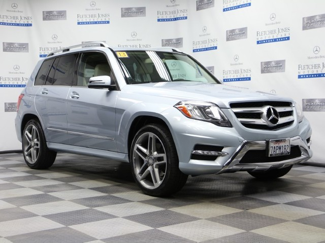 Certified Pre-Owned 2013 Mercedes-Benz GLK-Class GLK350 Rear Wheel Drive SUV