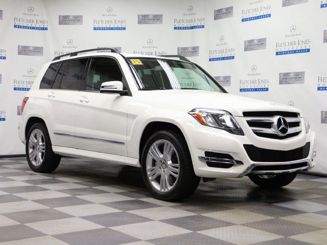 Certified Pre-Owned 2015 Mercedes-Benz GLK-Class GLK350 Rear Wheel Drive SUV
