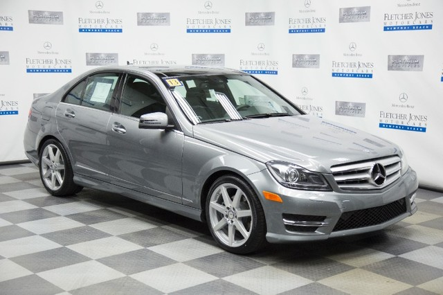 Certified Used Mercedes-Benz C-Class C250 Sport