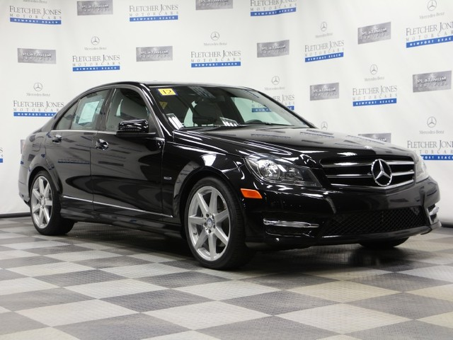 Certified Used Mercedes-Benz C-Class C350 Sport