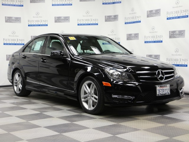 Certified Used Mercedes-Benz C-Class C300 4MATIC Sport