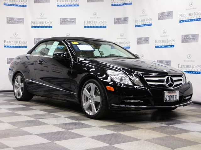 Certified Pre-Owned 2013 Mercedes-Benz E-Class E350 Rear Wheel Drive Coupe