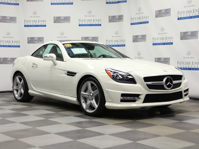 Certified Pre-Owned 2013 Mercedes-Benz SLK SLK250 Rear Wheel Drive Coupe