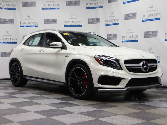 Certified Used Mercedes-Benz GLA GLA45 AMG