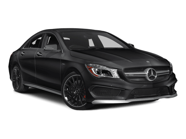 New Mercedes-Benz CLA CLA45 AMG